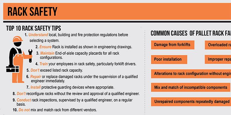 Rack Inspection & Maintenance Archives - RMI Safety
